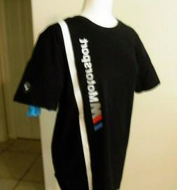 bmw motorsport small front and sleeve logo
