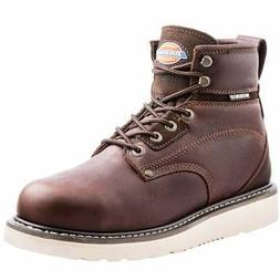 Dickies Cannon Soft Tie  Boots Casual   Boots - Burgundy - M