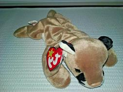 TY CANYON the COUGAR BEANIE BABY - MINT with MINT TAG