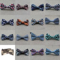 Child Kids Boys Toddler Infant Bowtie Pre Tied Wedding Party