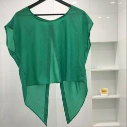 Help Essential Workers Vibrant Green open or tie back shear