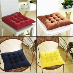 Indoor Home Dining Kitchen Office Chair Tie Soft Seat Pads C