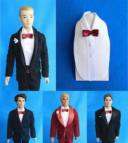 Ken fashion vintage mod contemporary for OOAK dickie tuxedo