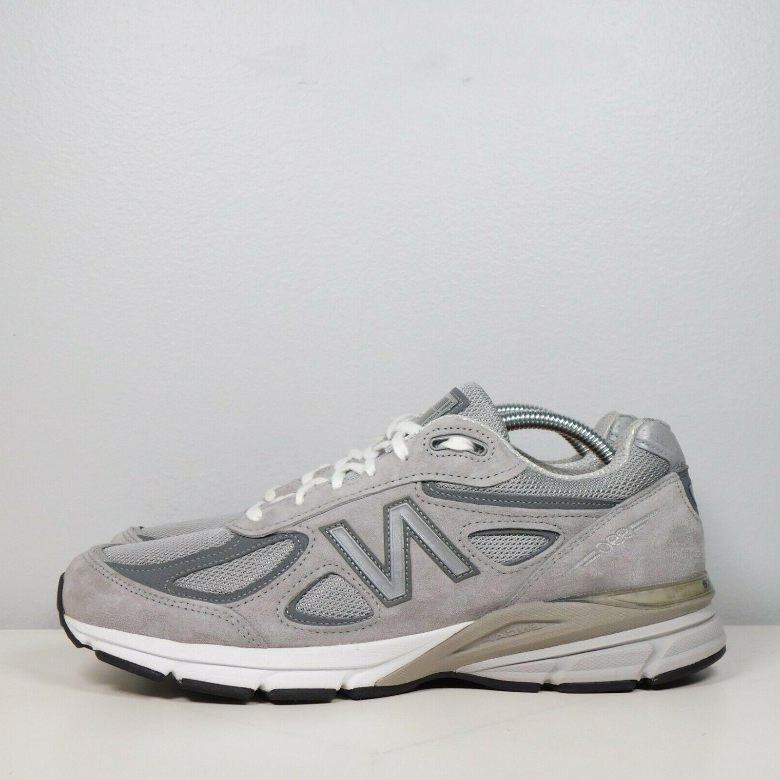 New Sneakers Gray Shoes M990GL4 9.5