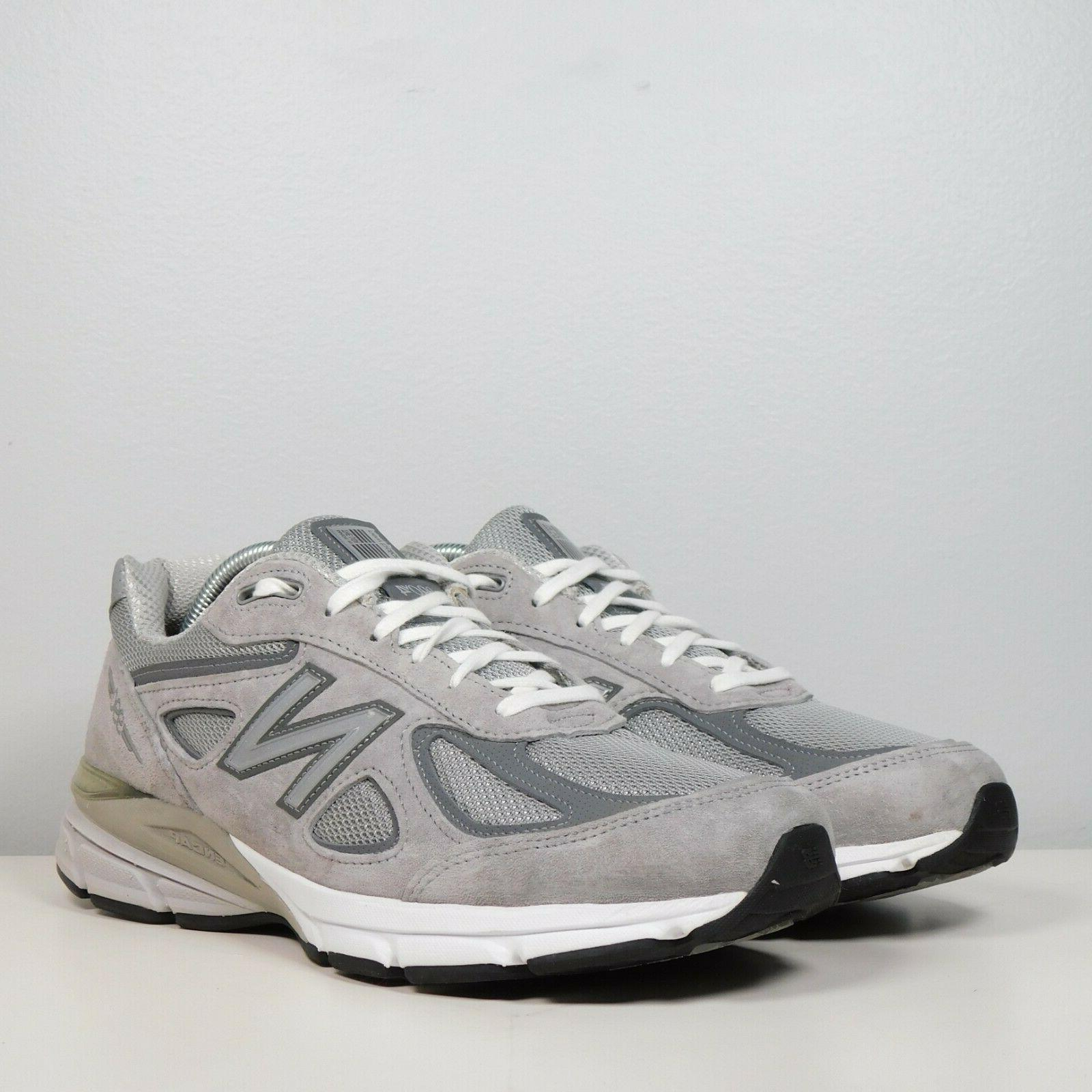 New 990v4 Sneakers M990GL4 Size 9.5