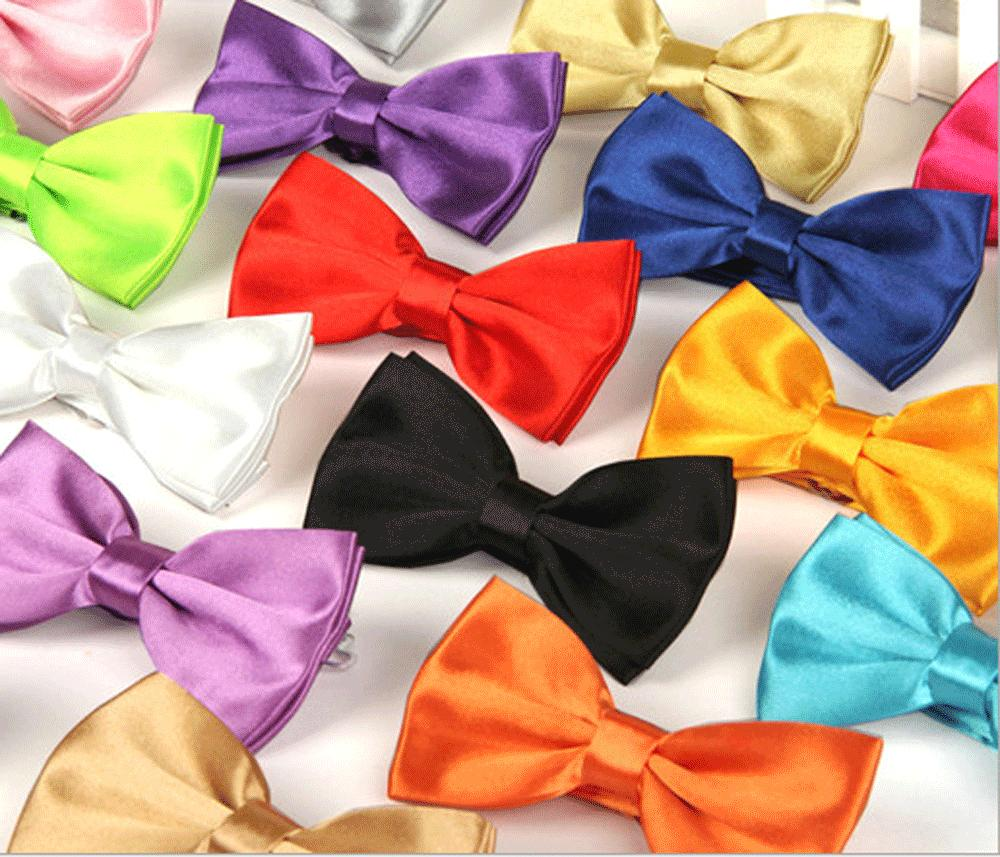 bow tie classic fashion novelty mens adjustable