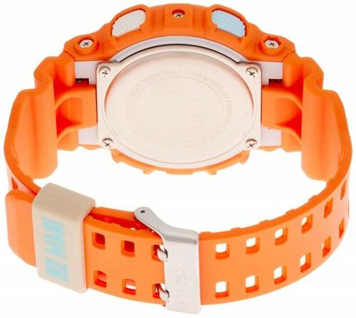 G-SHOCK GAX-100X-4AJR IN From