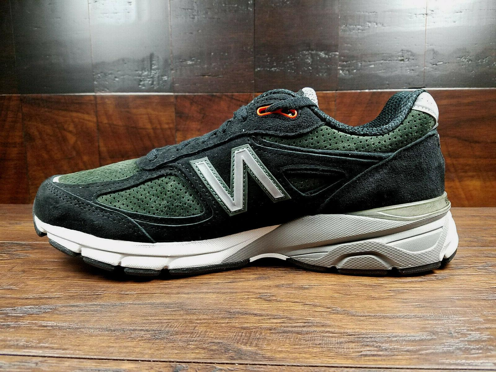 New Balance M990MB4 Suede Mens Running 990v4 in