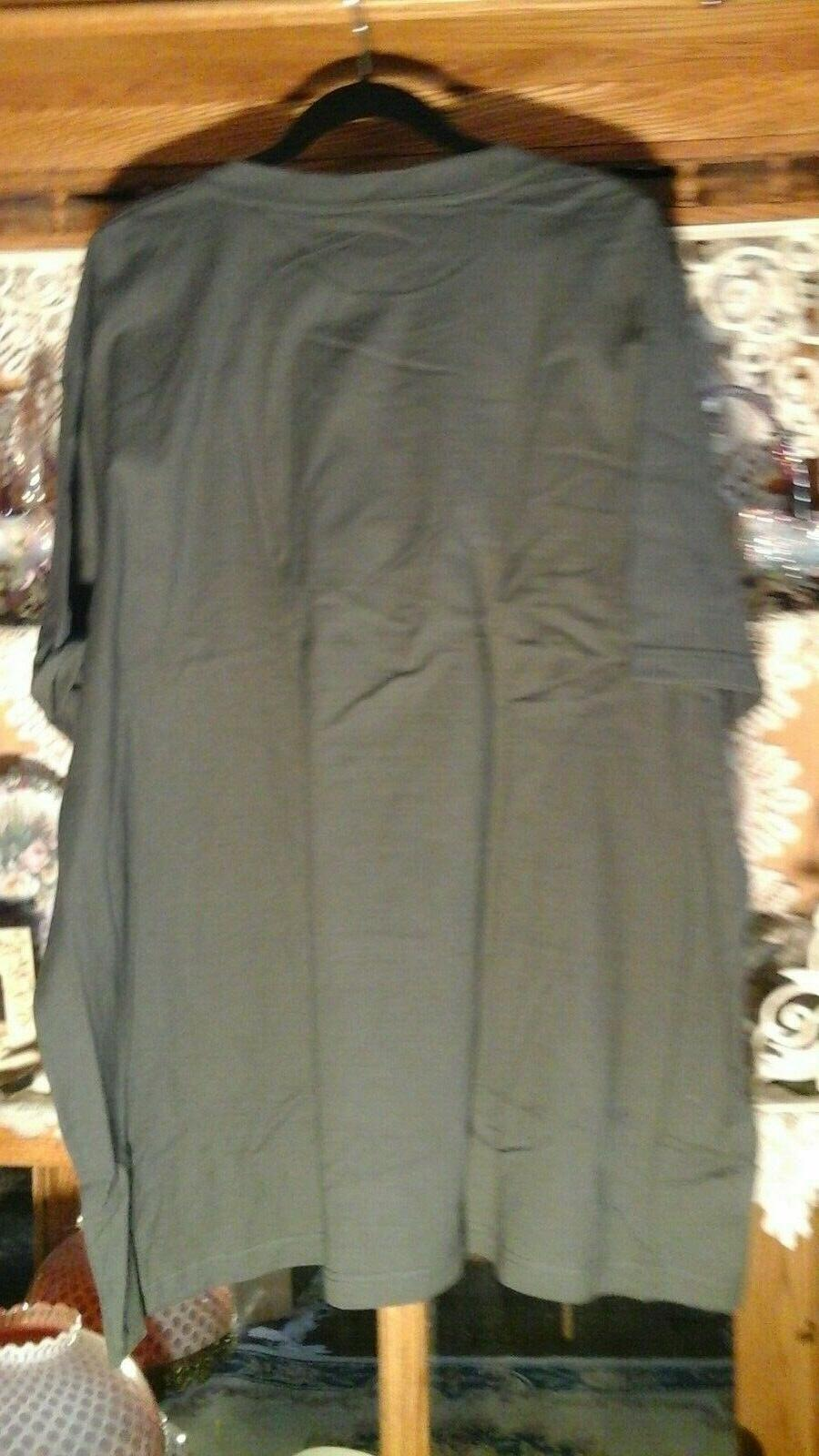 Dickies with Tee 4XL - Gray NWT