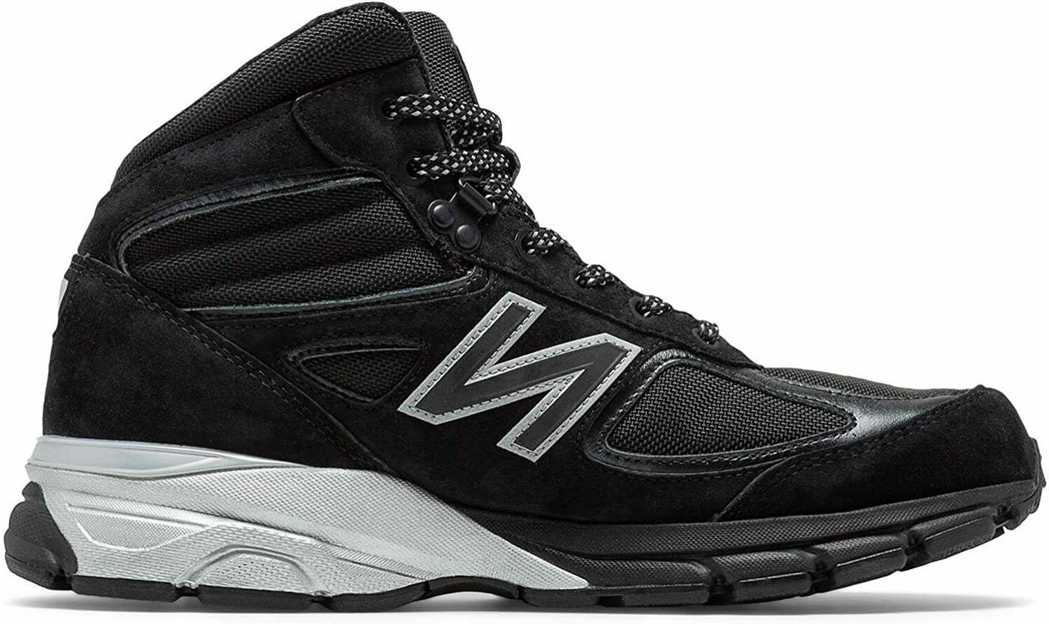 New MO990BP4 M990v4 990 Marvel Black Panther Boots 9