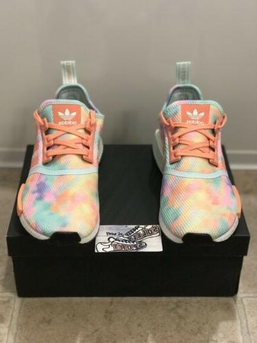 New NMD R1 Tie Shoes Boost Yeezy Coral