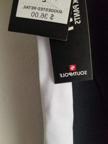 SOUTHPOLE Strap Color Block Track Large NEW $