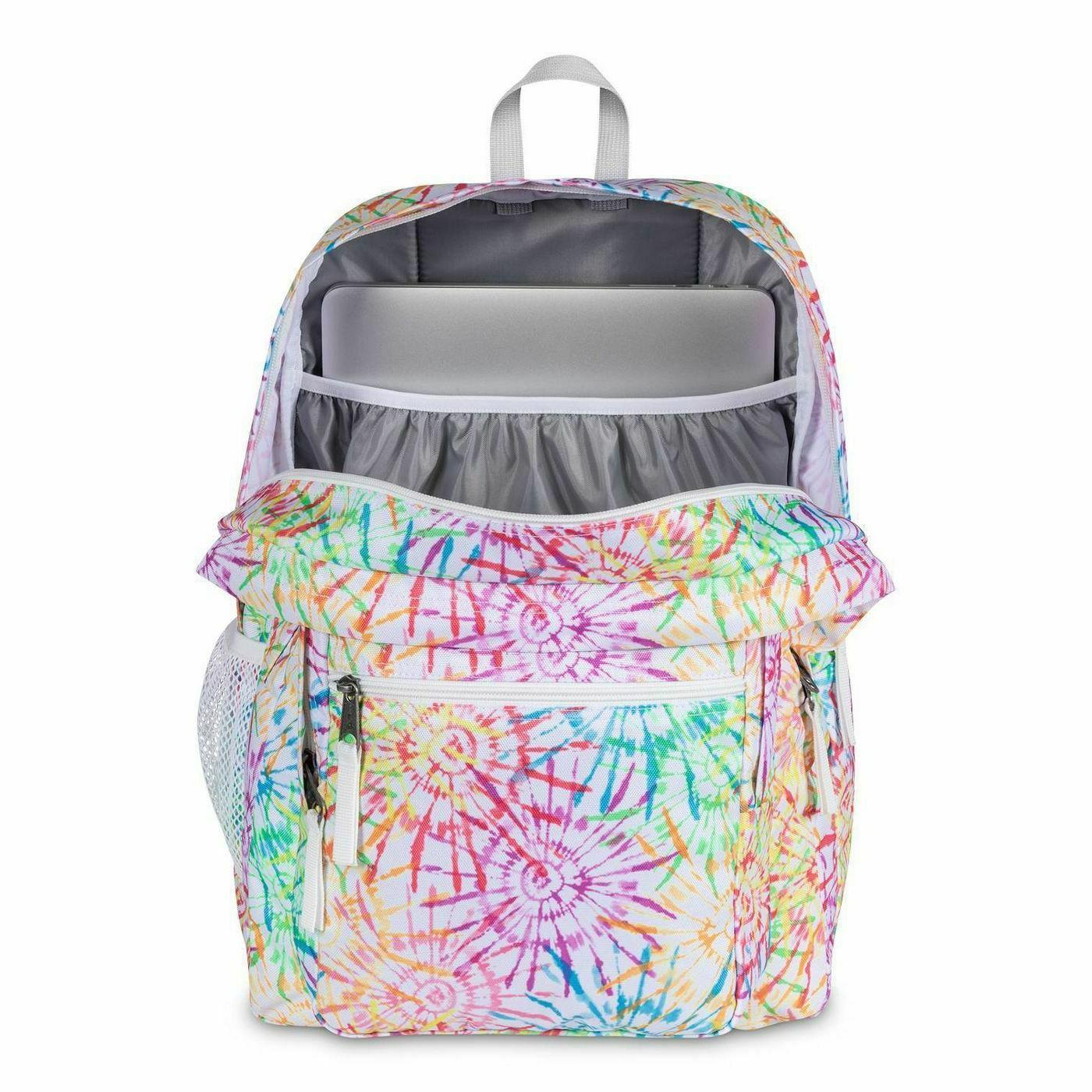 Trans by Supermax Backpack - Dizzle White