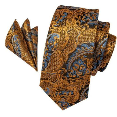 USA Men's Tie Set New Wedding