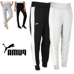 ladies french terry ribbed cuff fleece jogger