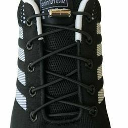 Lazy adult No Tie Laces Strings For Sneakers Kids Boot Elast