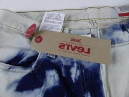 Levi's Levi Strauss 541 Athletic Fit Denim Cotton w/ Stretch