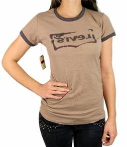 Levi's Women's Premium Classic Graphic Cotton T-Shirt Shirt