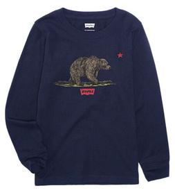 Levis Boys Batwing Bear Tee - Boys - Size Large
