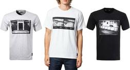 Levis Men T-Shirts Crew Neck Thresher Magazine Graphic Regul