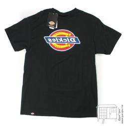 Dickies Logo Black Graphic Tee Streetwear Neighborhood ASSC