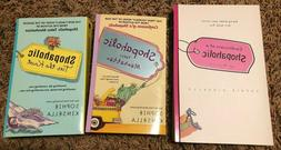 Lot of 3 Books Shopaholic Confessions Ties the Knot Manhatta