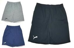 Puma Mens French Terry Workout Performance Shorts Choose Siz