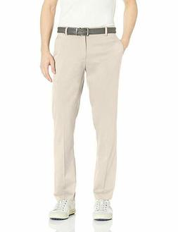 men s straight fit stretch golf pant