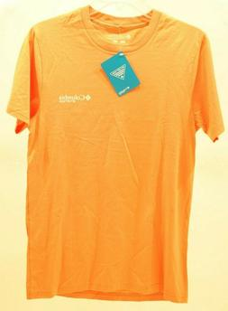 Mens Columbia Graphic Tee with Dog, Small