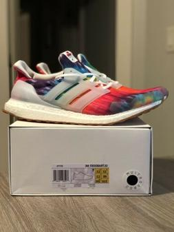 NEW DS Adidas Nice Kicks Woodstock Ultra Boost size 13 Conso