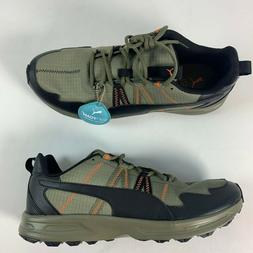 NWOT Puma Escalate Trail Outdoor Running Shoes 193646-02 Gre