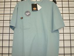 Dickies Short Sleeve Heavyweight Pocket Tee.  Dickies Pocket