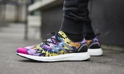 Adidas Speedfactory AM4ATL Men's  Multi-color Tie-Dye NFL