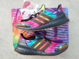 Adidas Ultra Boost Nice Kicks Woodstock Black Tie Dye FU9164