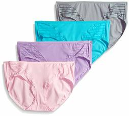 Fruit of the Loom Women's Coolblend Hipster Panties Size 6
