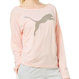 PUMA Women's Transition Light Cover up Woman Tee Basics NWT