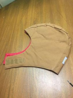 Carhartt Workwear Brown Hard Hat Liner Quilted Lining Canvas